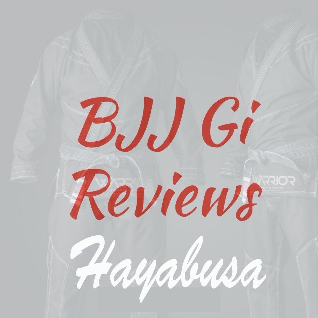 bjj gi reviews Hayabusa