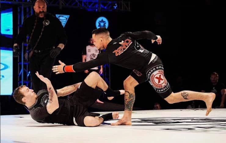 combat jiu jitsu