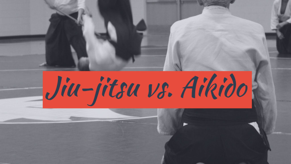 bjj vs. aikido